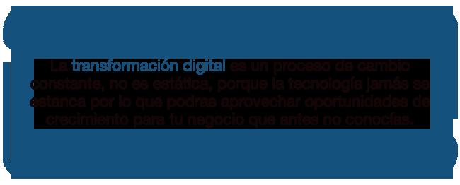 transformacion digital-quote