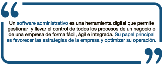software administrativo-quote