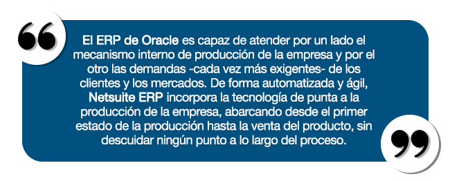 ERP de oracle-quote