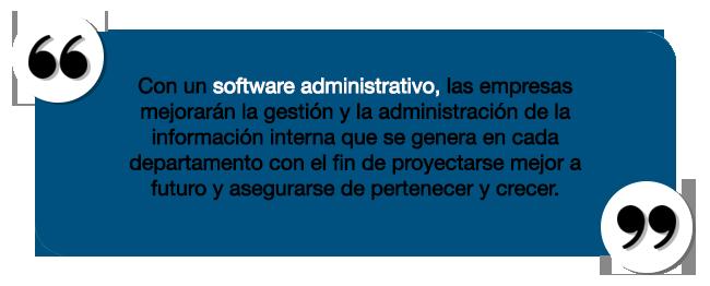 software administrativo-quote