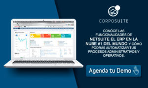 Agenda Demo Oracle NetSuite
