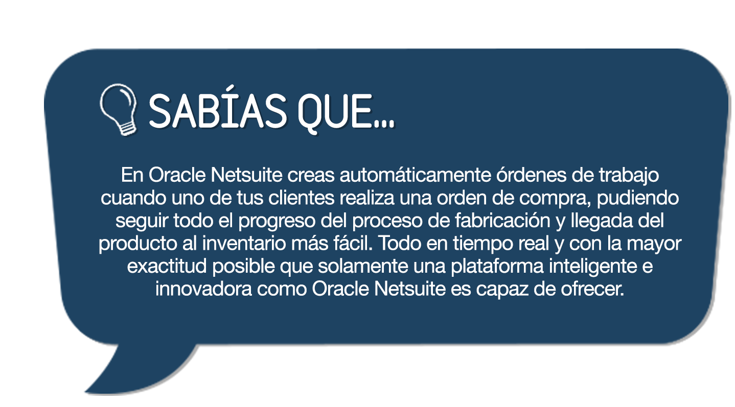 sabías que_ ERP de oracle