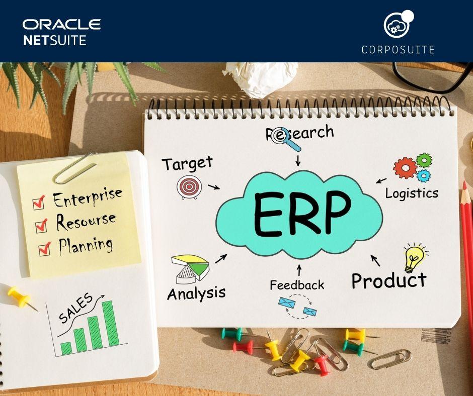 Por qué tantas compañías prefieren el ERP empresarial de NetSuite - corposuite
